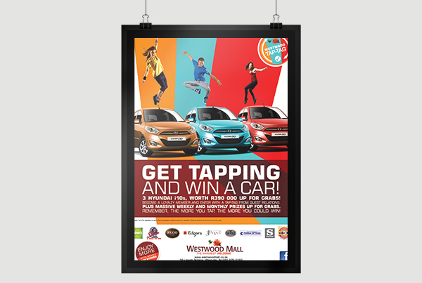Westwood Mall Get Tapping
