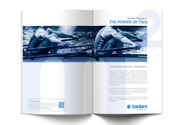 Corporate: SANLAM The Power of 2