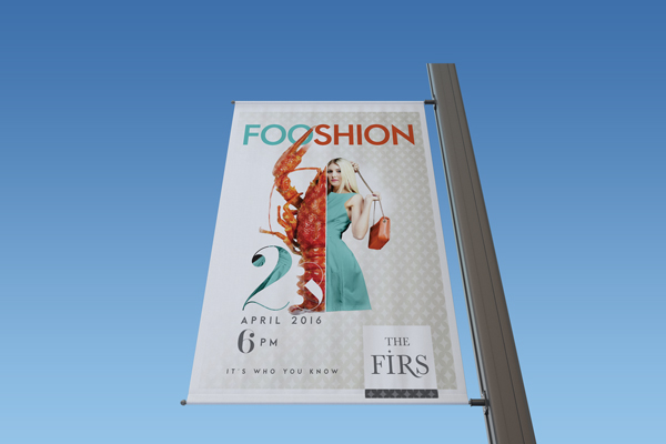 The Firs Fooshion Campaign
